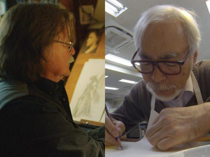 Concept Art Awards 2020;  ha nominato Miyazaki e Froud i destinatari del premio alla carriera