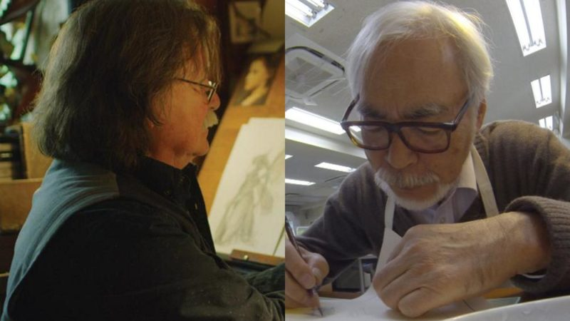 Concept Art Awards 2020;  ha nominato Miyazaki e Froud i destinatari del premio alla carriera