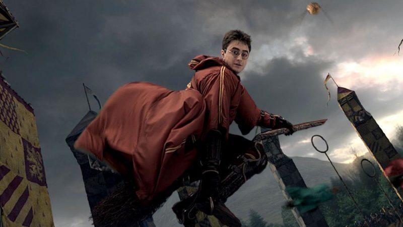 "Peacock diffusera les huit films ""Harry Potter"""