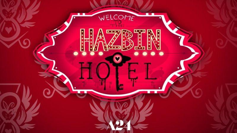 A24 Check-in im VivziePop Hazbin Hotel, Hellish