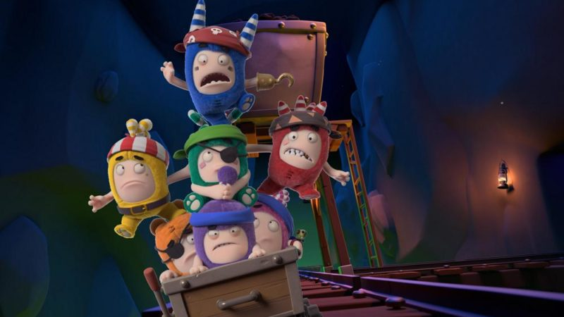One Animation sta per innaugurare la quarta stagione di Oddbods
