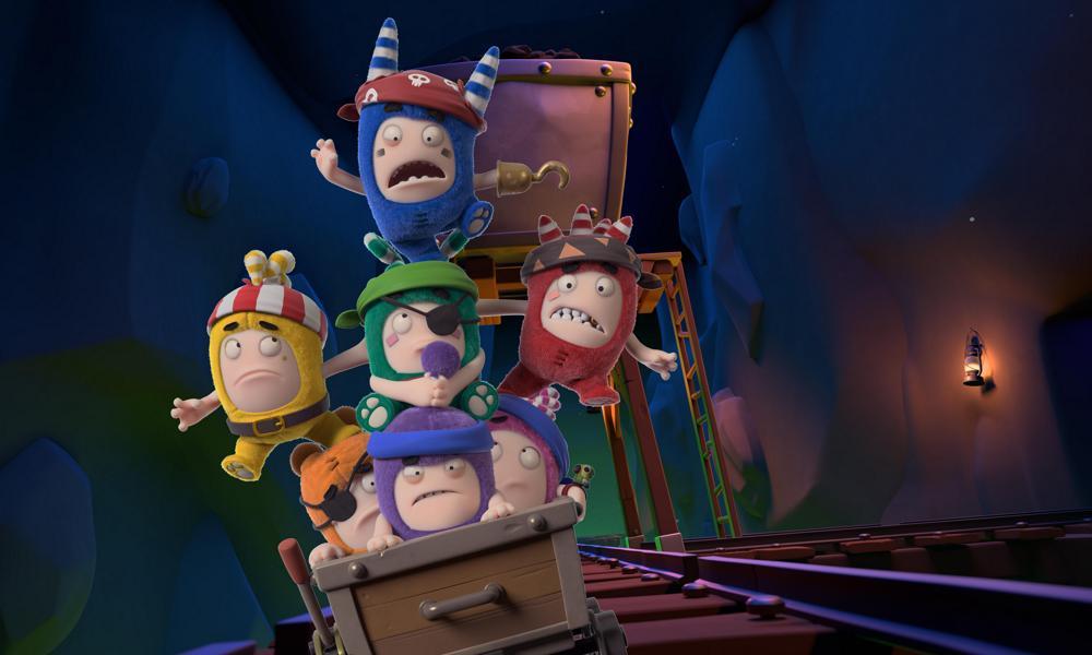 One Animation sta per innaugurare la quarta stagione di Oddbods