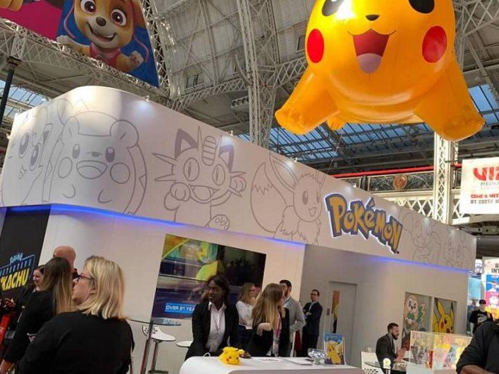 Het Virtual Festival of Licensing bevestigt Acamar, Hasbro, Pokémon en meer