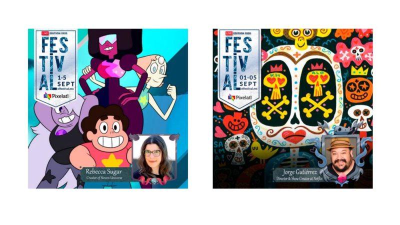 Pixelatl Fest confirme la série d'invités spéciaux pour l'édition virtuelle 2020