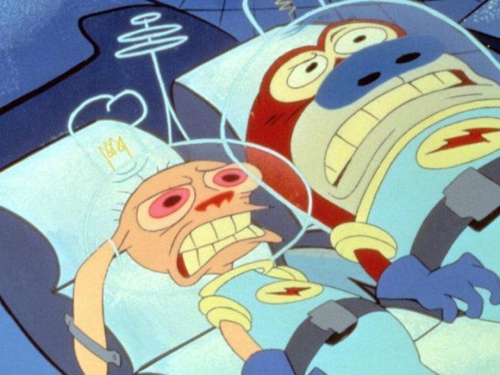 """快乐快乐,快乐快乐! 喜剧中央绿灯"""" Ren&Stimpy""""重启"""