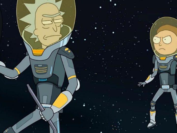 """Rick and Morty"" S4 siirtyy Blu-ray / DVD-ulottuvuuteen 22. syyskuuta"