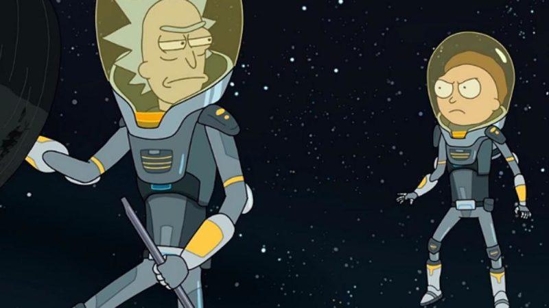 """Rick and Morty"" S4 betreedt de Blu-ray / dvd-dimensie op 22 september"