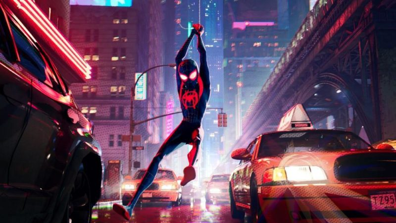 Gratis preview: 'Spider-Verse' regisseur Peter Ramsey