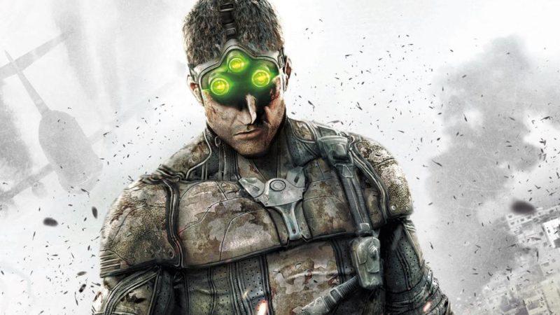 """वीडियो गेम से लिया गया एनीमे """"स्प्लिंटर सेल"""" के उत्पादन की शुरुआत में"""