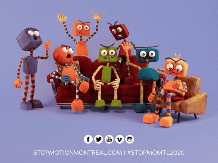 Il Festival Stop Motion Montreal si svolgerà online dal 14 al 20 settembre