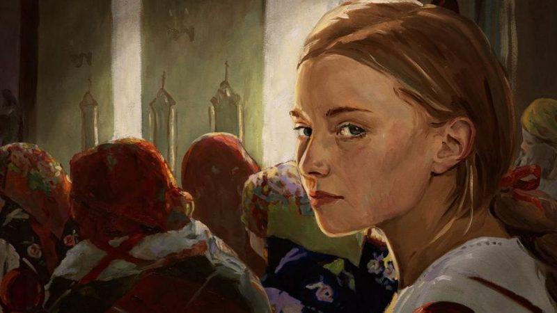 Der liebevolle Vincent-Regisseur enthüllt den neuen handgemalten Animationsfilm 'The Peasants'.