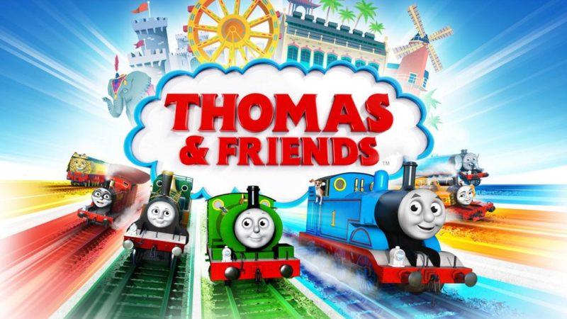 A temporada 24 de 'Thomas & Friends' começa em 1º de setembro na Netflix dos EUA