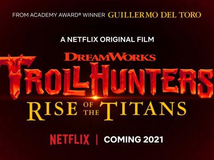 ``巨魔猎人:泰坦的崛起'',2021年Netflix上的电影