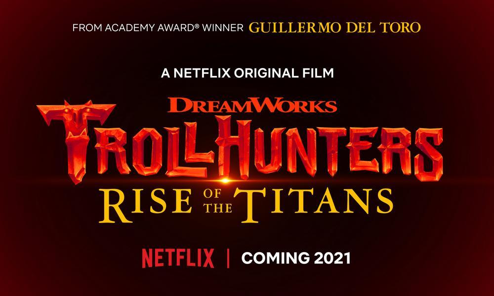 'Trollhunters: Rise of the Titans' Il film su Netflix nel 2021