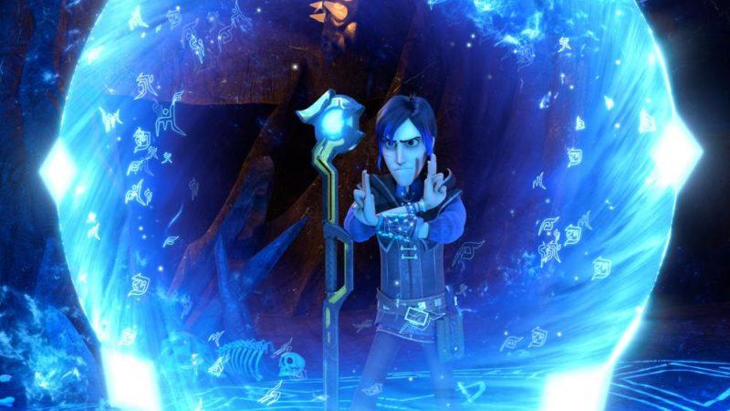 "An Arthurian Finale: EP Chad Hammes en Marc Guggenheim praten over ""Wizards: Tales of Arcadia"""
