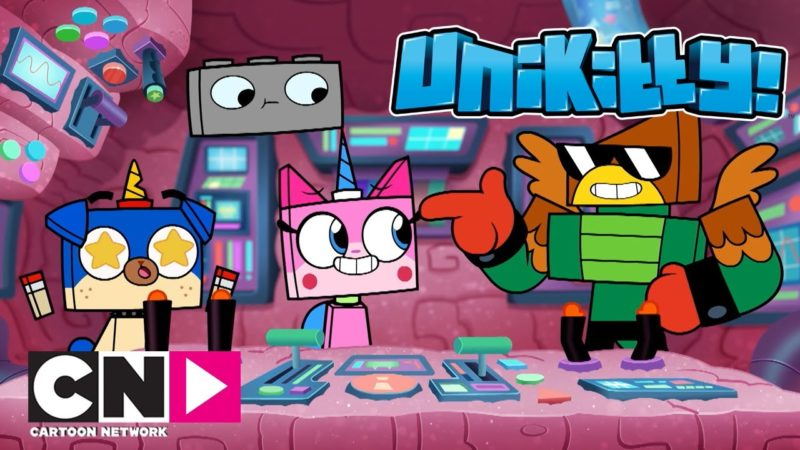 În capul Fox | Unikitty | Cartoon Network Italia