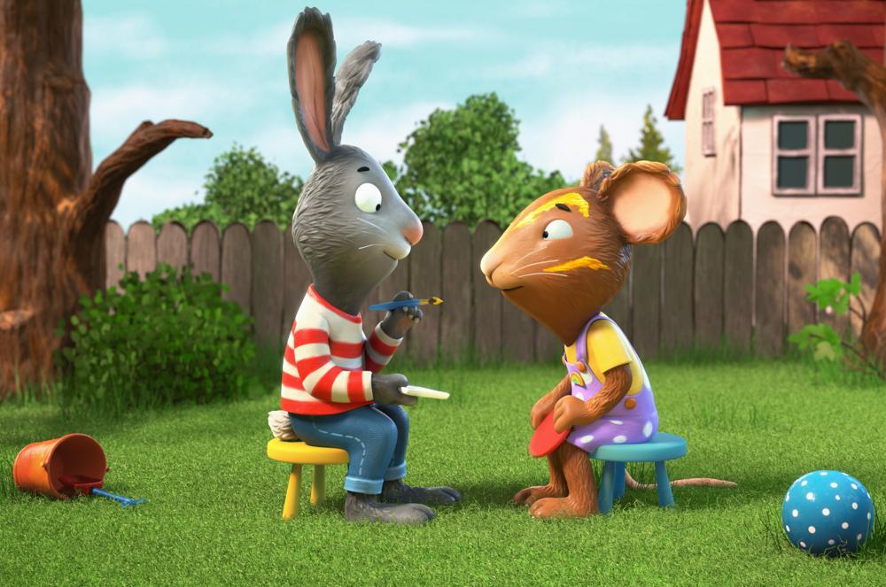 Pip e Rosy