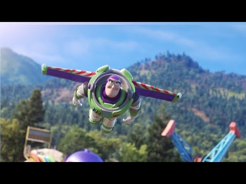 Buzz komt in actie | Toy Story 4
