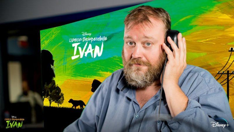 Disney + | The Unique and Insuperable Ivan - Intervju med Stefano Fresi