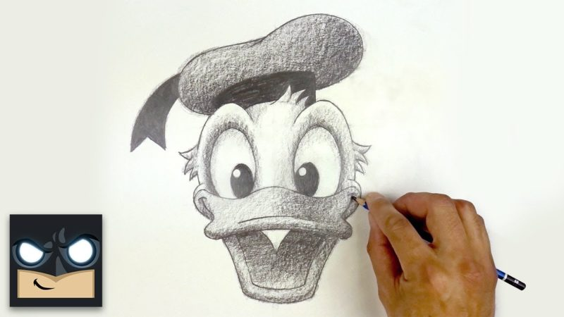Come disegnare Paperino