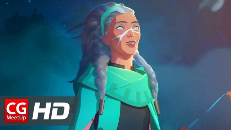 "Realtime의 ""Everwild Eternals""3D CGI 비디오보기"