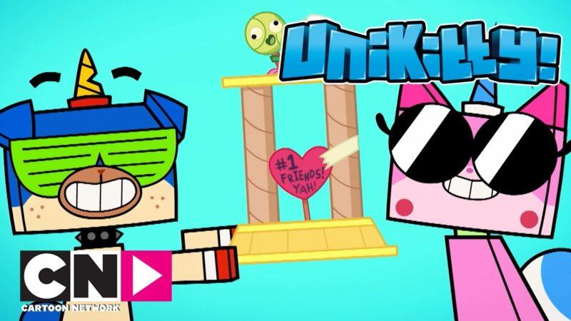 """Il video di Unikitty """"Sfida tra migliori amici"""" da Cartoon Network Italia"""