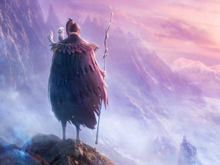 """Titta: Trailer för kinesisk ny animerad bild """"Jiang Ziya"""""""