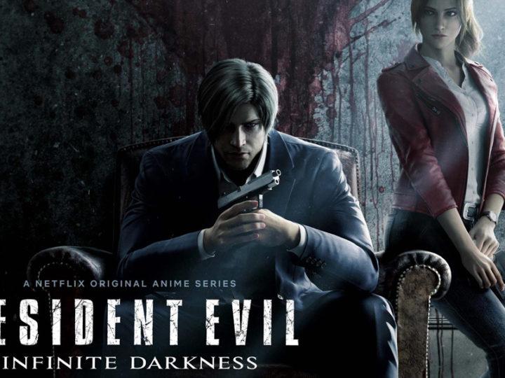 """""""Resident Evil, Infinite Darkness"""" skräckanime-serien på Netflix"""