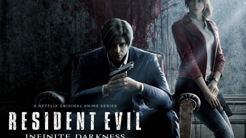 """Resident Evil, Infinite Darkness"", a série de anime de terror na Netflix"