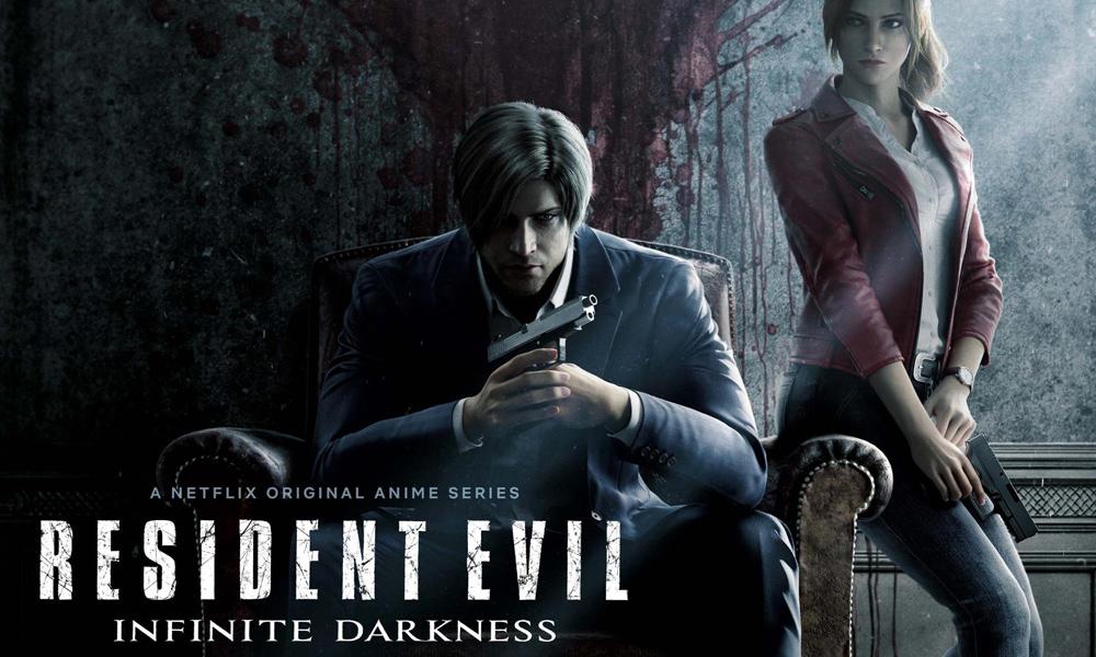 """Resident Evil, Infinite Darkness"" la serie anime horror su Netflix"