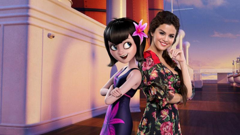 """Selena Gomez è stata nominata produttrice esecutiva per """"Hotel Transylvania 4"""","""