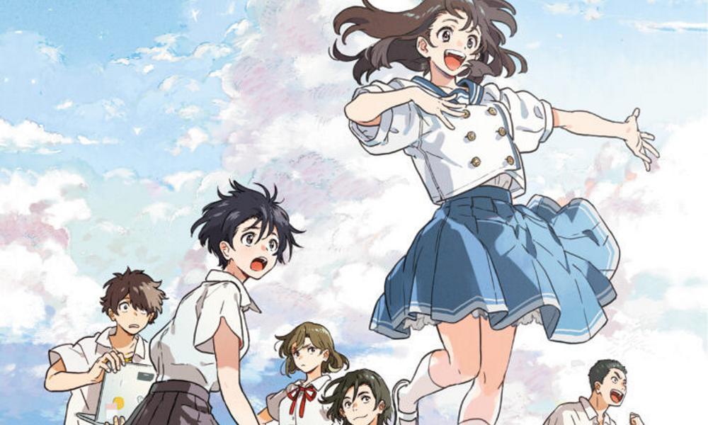 Funimation  annuncia la  co-produzione del film anime Sing a Bit of Harmony (Canta un po 'di armonia)