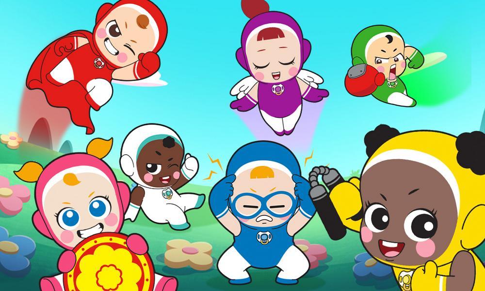 "WildBrain Spark porta i giocattoli ""Super Binks"" sugli schermi"
