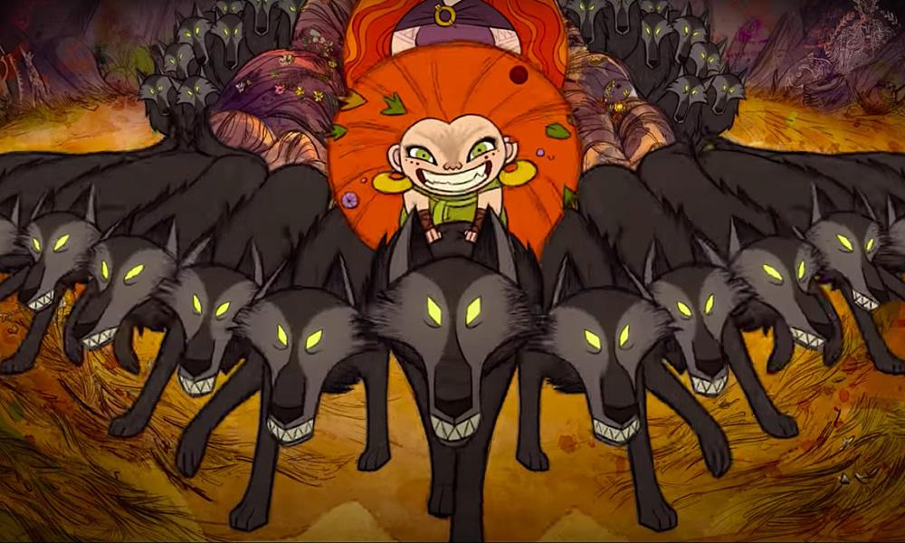 I critici accolgono con entusiasmo il film 'Wolfwalkers' al Cartoon Saloon