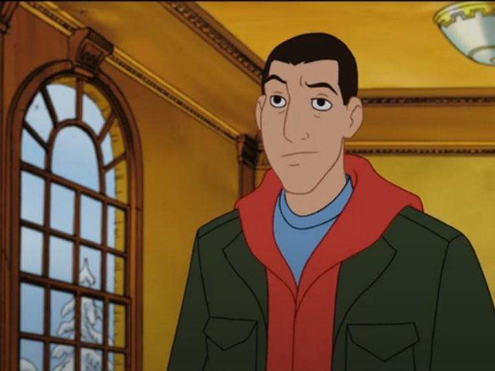 Adam Sandler - Eight Mad Nights - Den animerade filmen