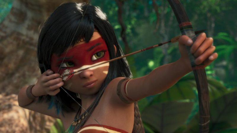 """""""Ainbo"""" il film di animazione sull'Amazzonia"""