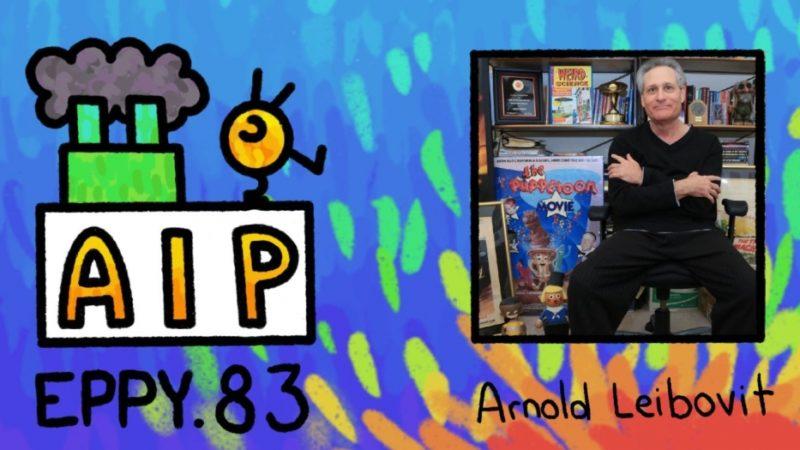 Podcast EP83: Arnie Leibovit, Puppetoons de George Pal y The Puppetoon Movie V2