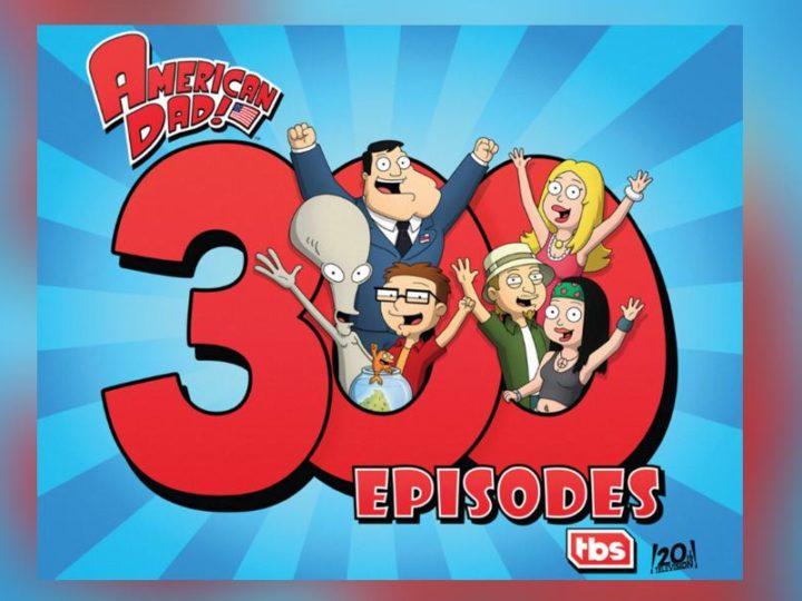 'American Dad!' Il 300 ° episodio sarà in anteprima lunedì su TBS