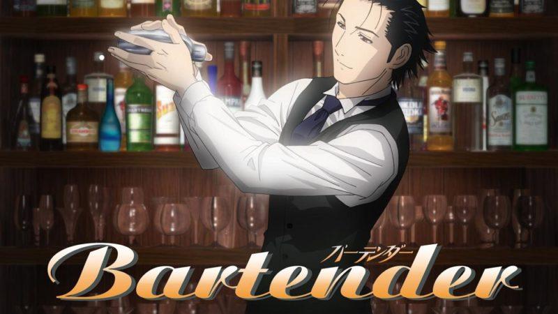 'Bartender' l'anime che racconta la storia di un barista