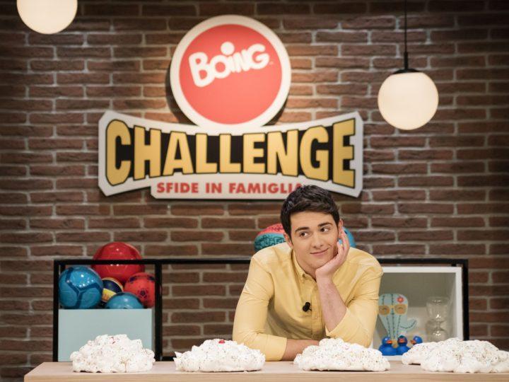 Boing Challenge - Familie-uitdagingen