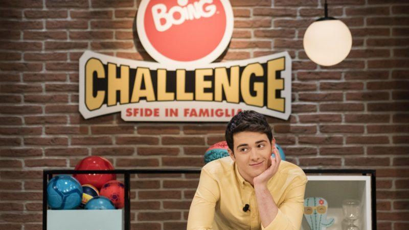 Boing Challenge - Desafíos familiares