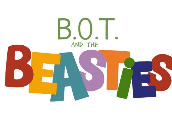"""BOT and the beasts"" سلسلة الرسوم المتحركة للأطفال من استوديو Ragdoll"