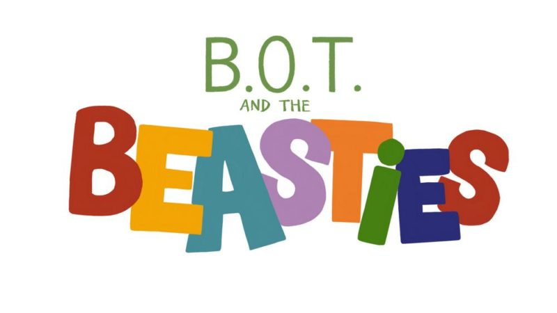 """""""BOT and the Beasts"""" ist die Zeichentrickserie für Kinder des Ragdoll-Studios"""