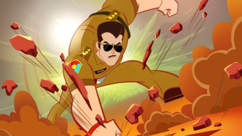 "Disney + Hotstar acquisisce la serie animata ""Dabangg"""