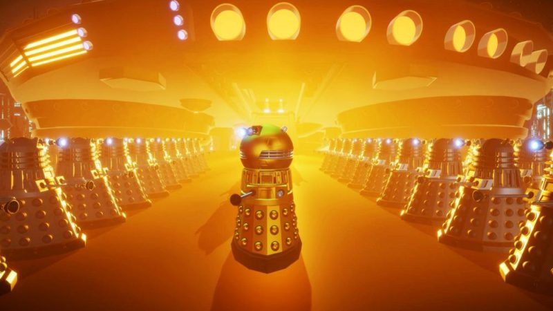 "BBC Studios julkaisee CG-minisarjan ""Daleks!"""