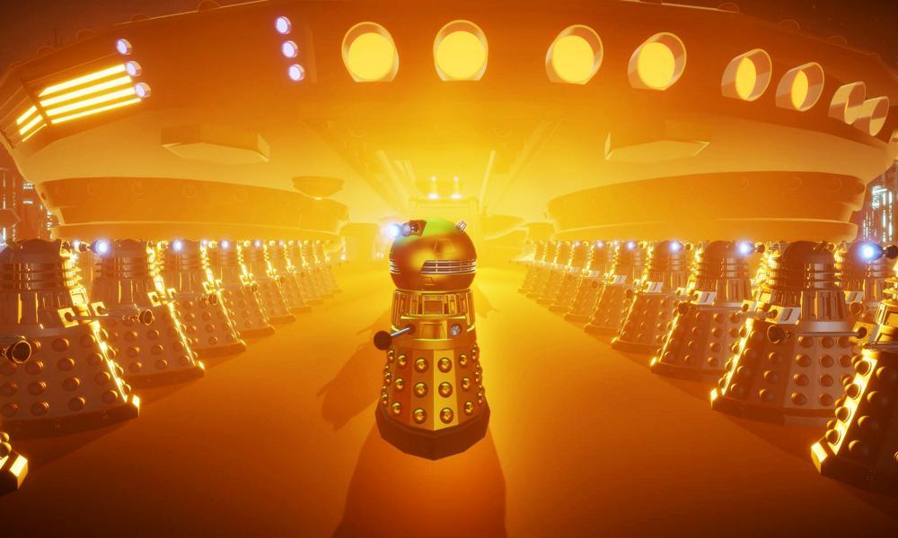 """BBC Studios lancia la miniserie in CG """"Daleks!"""""""