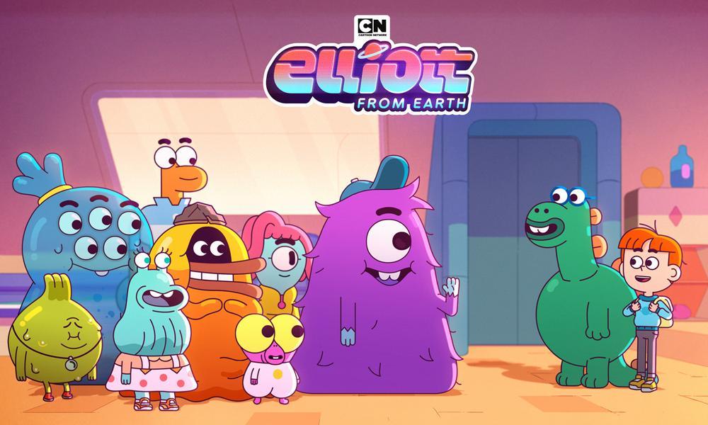 """Trailer dell'anteprima di """"Elliott from Earth"""" di Cartoon Network"""