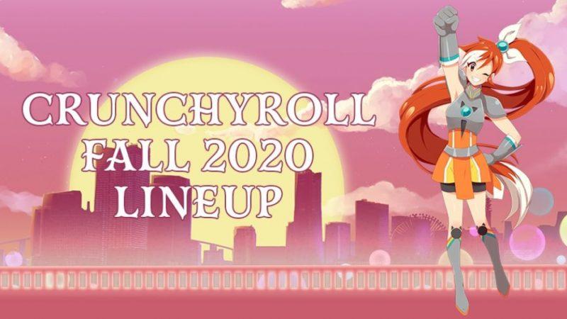 Crunchyroll, 25 개의 애니메이션 출시 예정