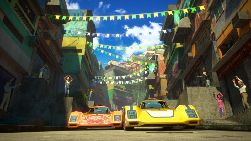 "Trailer: ""Fast & Furious: Spy Racers"" Gun It for Rio i S2"