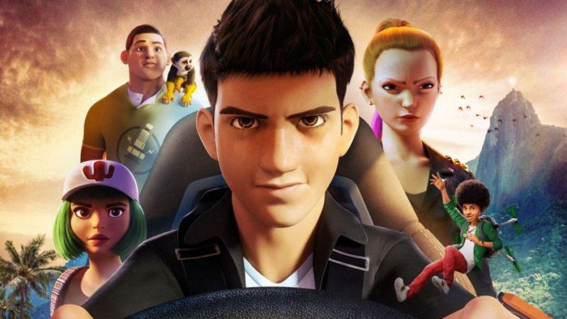《速度与激情:卧底司机》第二季的预告片